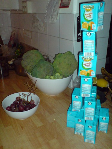 Juice Tower
